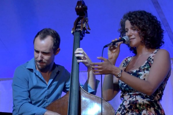 Cyrille Aimée and Sam Anning: Tricotism