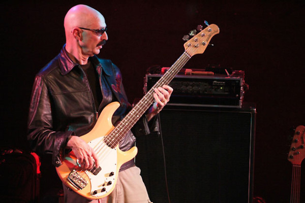 Tony Levin Publishes Book of Poetry