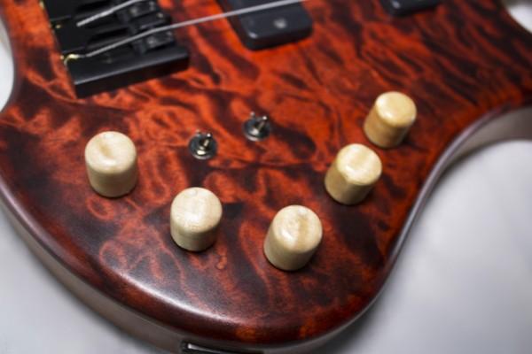 Bass of the Week: 39 Custom Guitars CK Canorous