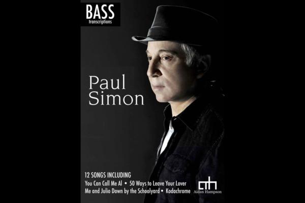 Paul Simon Bass Transcriptions Published