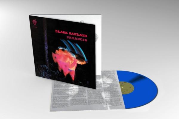 Black Sabbath Albums Reissued on Color Vinyl