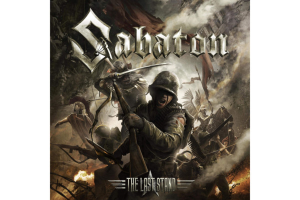 """Sabaton Releases """"The Last Stand"""""""