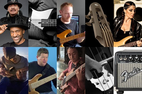 Weekly Top 10: Carlos Santana Teams with Marcus Miller, Ida Nielsen Interview, Discussion on Tone, Top Videos, Gear and More