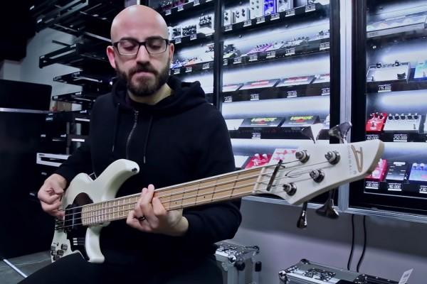 "Adam ""Nolly"" Getgood: ""Prayer Position"" Bass Playthrough"