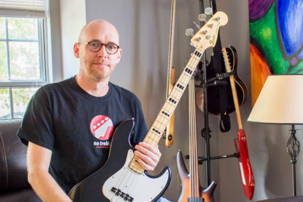 No Treble Founder Featured on Contrabass Conversations Podcast