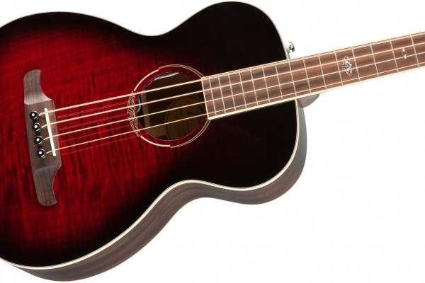Fender Introduces T-Bucket 300E Bass