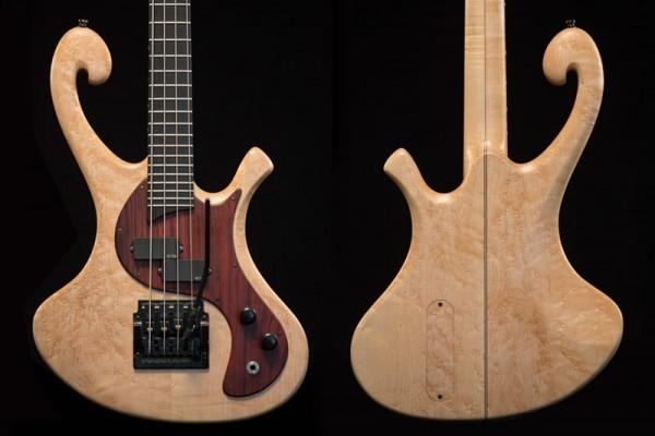 Bass of the Week: Pachyderm Basses Blonde Bass