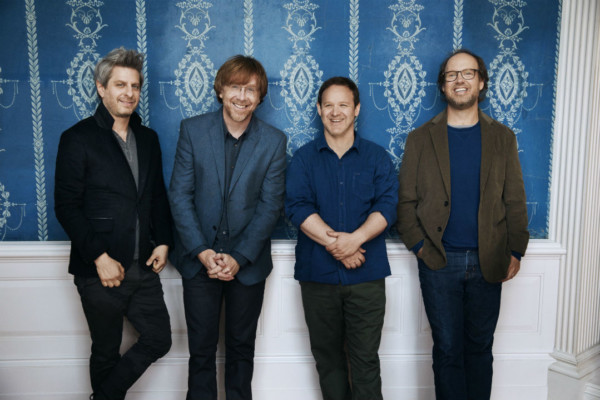 Phish and Mike Gordon Announce Fall Tours