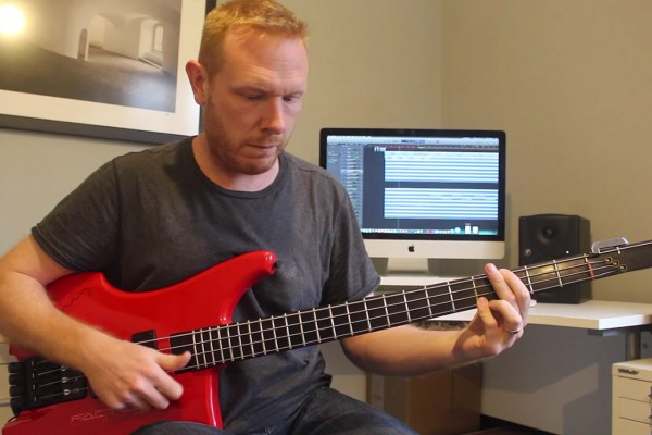 Stuart Clayton: Giants of Bass – Stuart Hamm