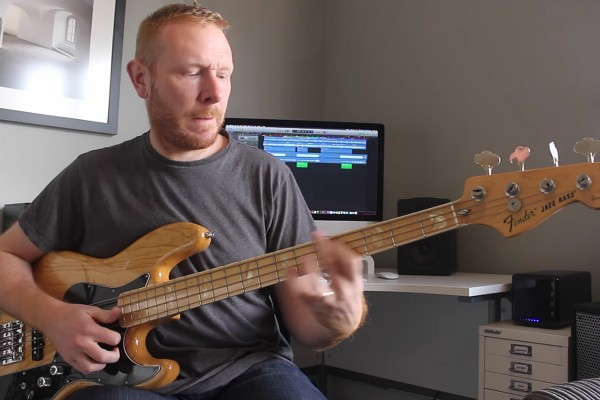 Stuart Clayton: Giants of Bass – Marcus Miller