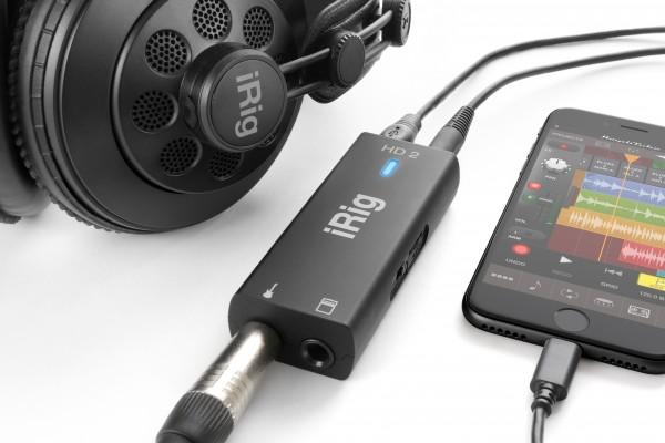 IK Multimedia Announces iRig HD 2