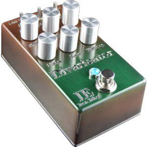 Iron Ether Divaricator Bass Pedal