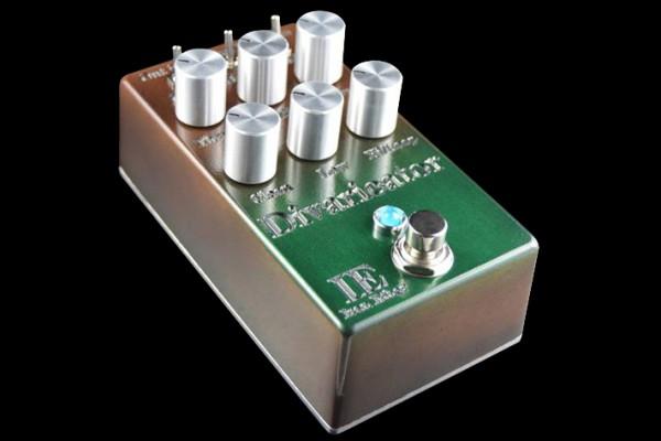 Iron Ether Introduces Divaricator Bass Pedal