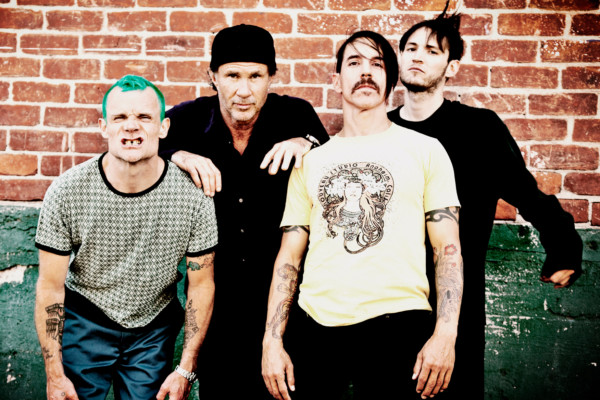 Red Hot Chili Peppers Reveal North American Tour Dates