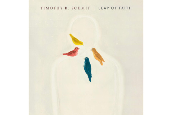 "Timothy B. Schmit Releases ""Leap of Faith"""