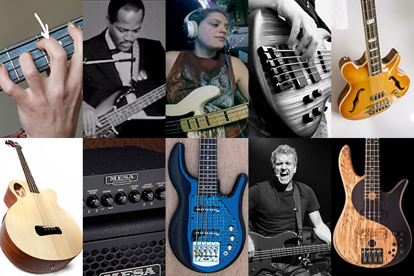 Weekly Top 10: Changing Technique Habits, Playing Around the Beat, New Bass Gear, Top Videos, News and More