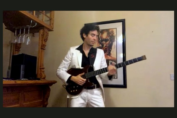 """Karl Clews: """"Stayin' Alive"""" for Solo Bass"""