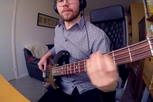 "Isac Danielsson: ""Dean Town"" Playthrough and Transcription"