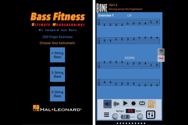 Josquin Des Pres Launches Bass Fitness Mobile App
