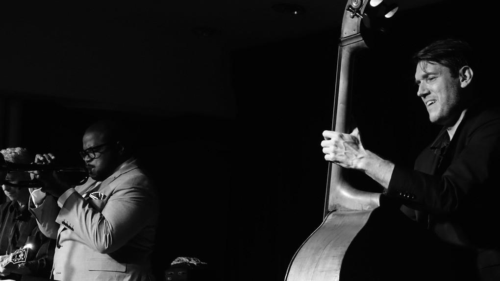 Ben Allison and Trumpet