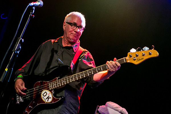 Bass Players To Know: Klaus Flouride