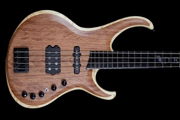 Overload Guitars Introduces the Taurus Bass