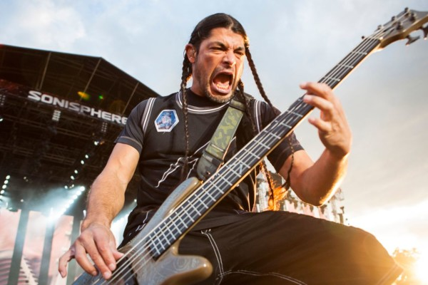 """Robert Trujillo Talks on Learning Metallica's """"…And Justice For All"""" Songs"""