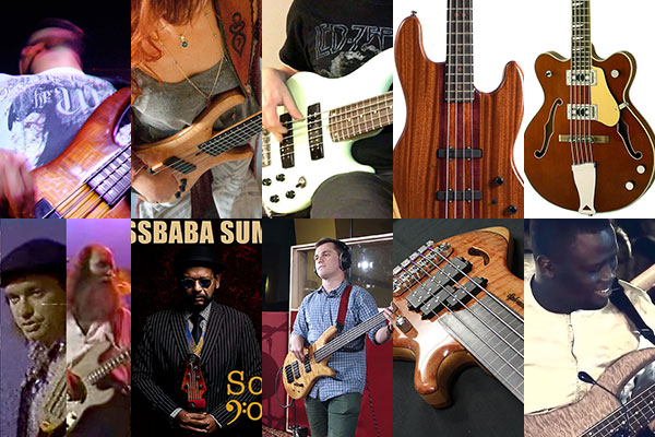 "Weekly Top 10: Competing with the ""Virtuosos"", New Bass Lessons, Top Videos, New Gear and More"