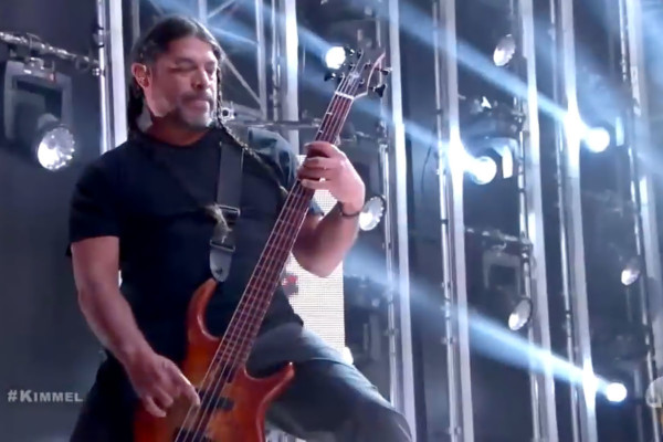 Metallica: Atlas Rise / For Whom The Bell Tolls on Jimmy Kimmel Live