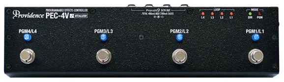 Providence PEC-4V Programmable Effects Controller