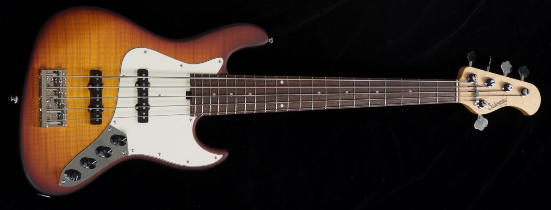 Sadowsky Guitars Deluxe Satin Series Bass