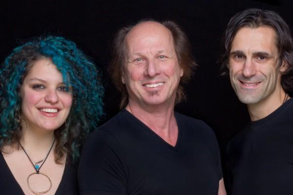 Adrian Belew Power Trio Featuring Julie Slick Announces Spring Tour