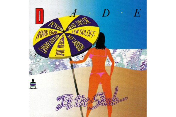 """Mark Egan and Dade Reissue """"Dade In The Shade"""""""