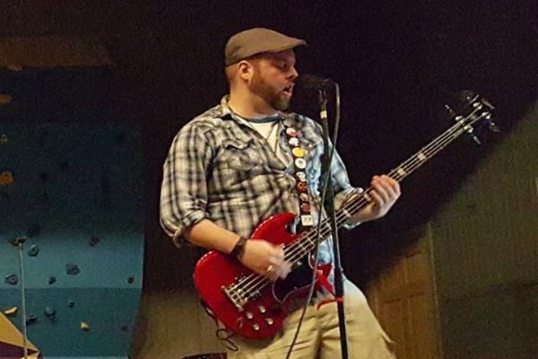 Reader Spotlight: Davey Maddox