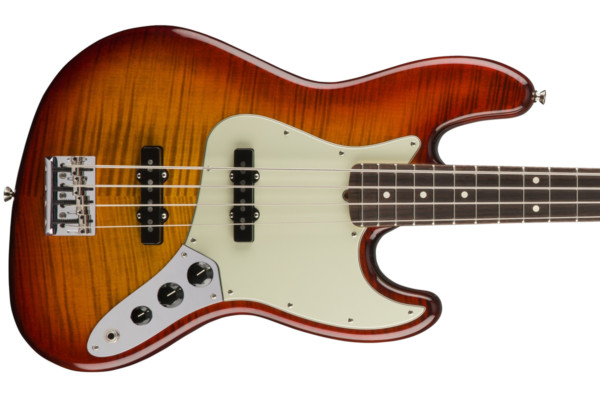 Fender Unveils Limited Edition American Professional Jazz Bass