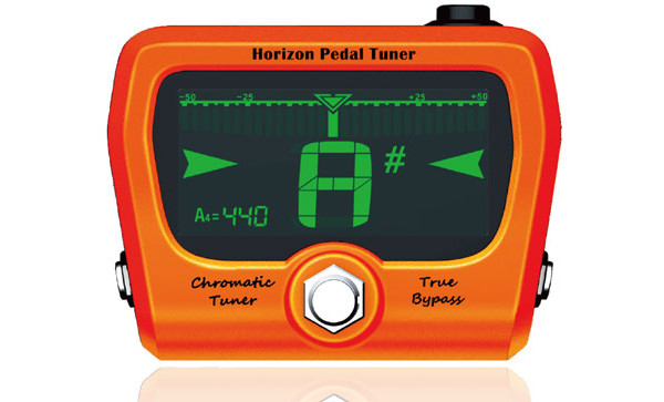 Gogo Tuners Announces Limited Edition Horizon Pedal Tuner