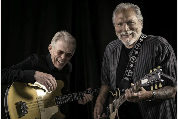Hot Tuna Continues 50th Anniversary Tour Dates