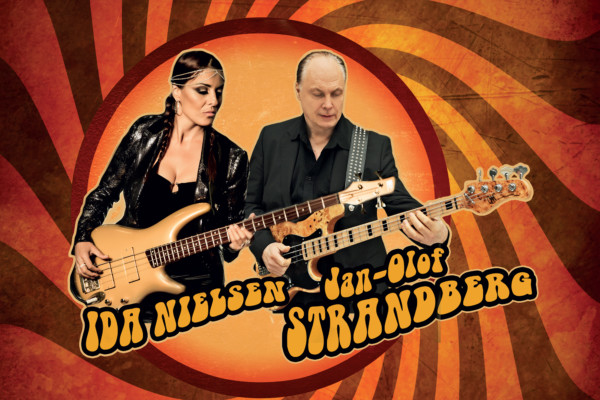 Ida Nielsen and Jan-Olof Strandberg Team Up for Funk Project