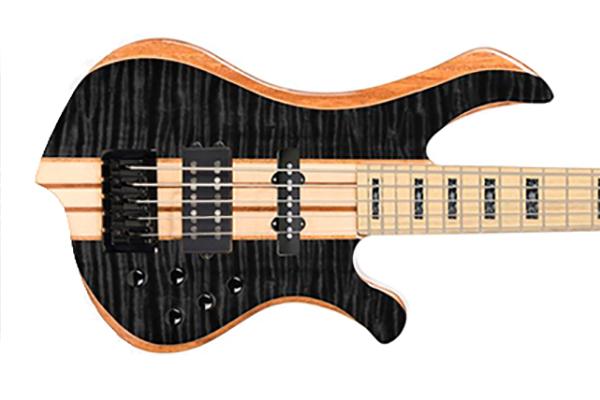 J Ferro Basses Introduces Kilian Duarte KD-5ES Bass