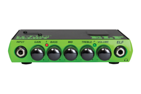 Trace Elliot Unveils ELF Micro Bass Amp