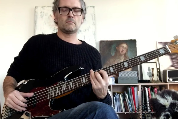 MarloweDK: Slow Funk Groove in Dm