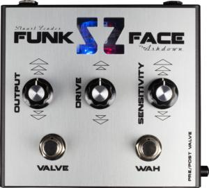 Ashdown Engineering Stuart Zender Funk Face Twin Dynamic Filter Pedal