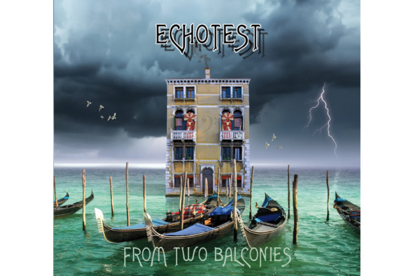 "EchoTest Releases Third Album, ""From Two Balconies"""