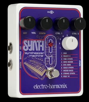 Electro Harmonix SYNTH9 Pedal