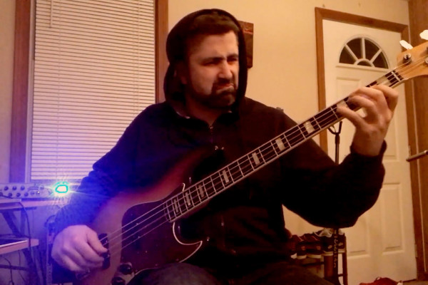 """Chris DeAngelis: All Bass Cover of Michael Jackson's """"I Can't Help It"""""""