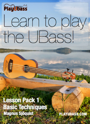 Learn to Play the UBass