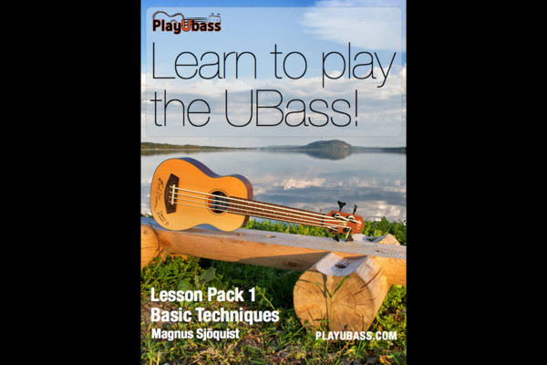 """""""Learn to Play the UBass"""" eBook Now Available"""