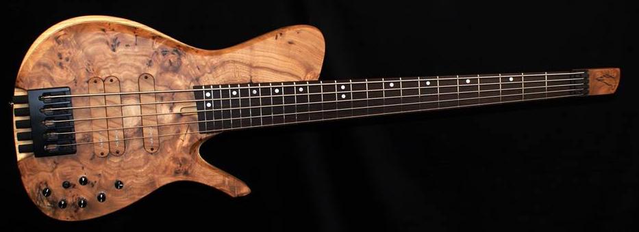 Lorita Basses Century Series II Bass