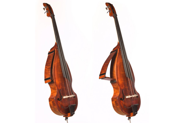 Bass of the Week: Roberto Franceschini Double Bass