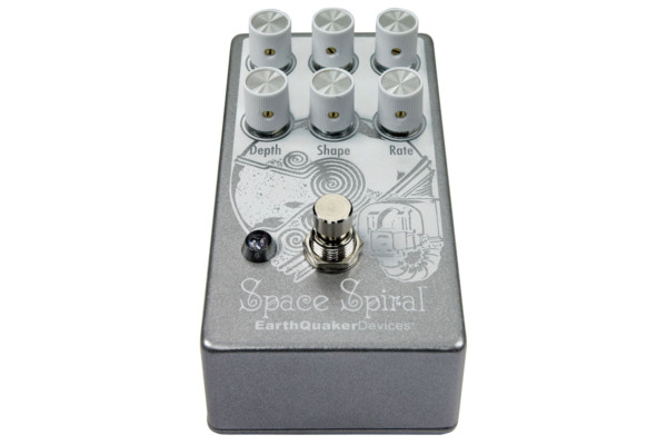 Earthquaker Devices Announces the Space Spiral Delay